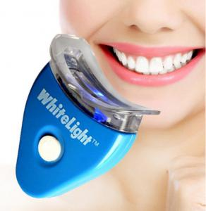 China Teeth Whitening Kit Teeth Whitening Gel Thermoform Mouth Tray Whitening Teeth LED Cold Light Lamp Bleaching System Set on sale