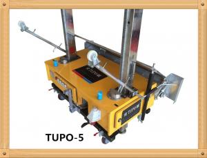 China how to gypsum spray pft plastering machine tools & house mortar rendering machine a wall on sale