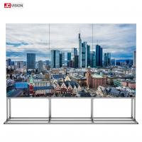 China 55inch 3x3 Seamless Monitor Wall  Mount Bracket LCD Splicing Screen Video Wall on sale