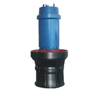 China Vertical Mixed Water Submersible Axial Flow Pump For Water Supply And Drainage on sale