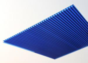 Sound / Heat Insulation Polycarbonate Roofing Sheets For