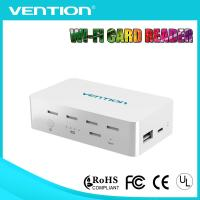 Portable Wireless Products Wifi Card Reader with Micro USB Female SD LAN Port IOS Android System