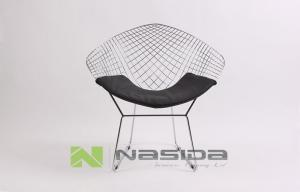China Mesh Outdoor Lounge Chairs on sale