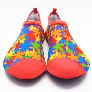 Quality Eco - Friendly Anti Slip Water Shoes Ladies Water Socks Take Off Easily for sale