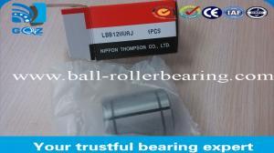 China LM10AJ Chrome Steel Linear  Ball Bearing , Linear Motion Bearings on sale