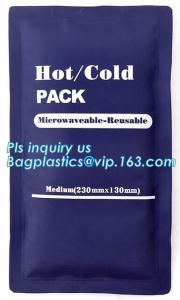 China Sports Medicine Ice Bags, Flexible Ice Pack, Easy Seal Ice Cube Bags, Cool Bags & Ice Packs, First Aid Ice Pack, bagease on sale