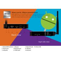 R68 Android TV Box RK3368 64bit  Expand Memory Rockchip TV Box Infrared Remote Control 802.11b/g/n/ac WiFi