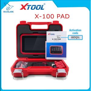 China Newest Original Xtool Product X-100 PAD Function As X300 Pro X300 Auto Key Programmer Update Online X100 Pad on sale