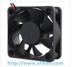 China 50*50*20mm 5V/12V DC Black Plastic Brushless Cooling Fan DC5020 on sale