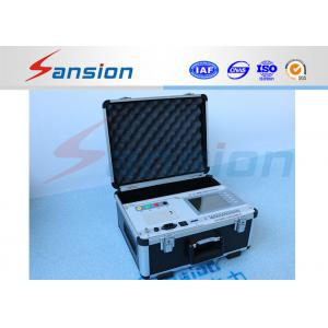 China Electronic Load Transformer Power Testing System On Load Tap Changer Analyzer on sale