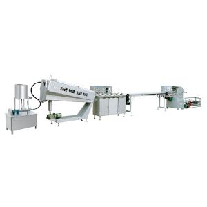 China HTL-TB1 B2 assorted milk candy production line 1-3T/8h on sale