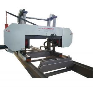 China China Large Size Heavy Duty Wood Horizontal Band Sawmill low cost good quality supply on sale