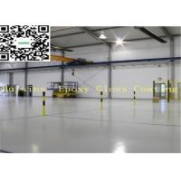 Spray Epoxy Garage Floor Paint , Non Slip Floor Paint Plastic Coating