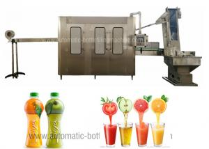 China Juice Bottling Machine, Juice Production Line Machinery Turkey, Pet Bottling Line on sale