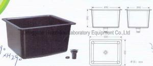 China Custom Made Polypropylene Lab Sink For Oversea Lab Furniture Distributors on sale