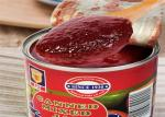 Nutritious Mix Fruit Jam / Canning Apple Fruit Jam No Artificial Colors