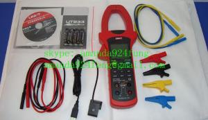 Quality UT232 Digital True-RMS Power Clamp Meters with USB interface for sale