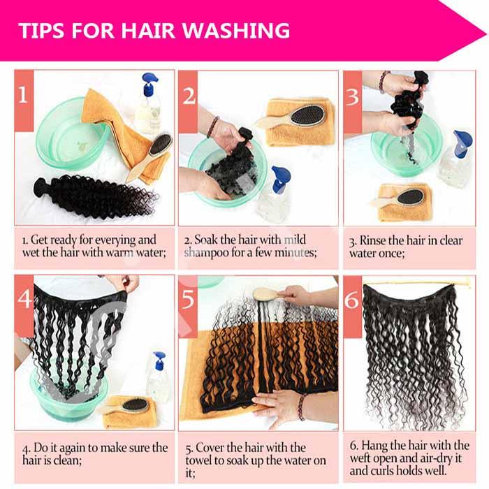 Leis Hair Products 6a 100 Virgin Peruvian Hair Weaving For Sale