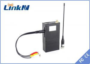 China Wireless Digital QPSK cofdm transmitter For Collect Crime Evidence , AES256 Encryption on sale