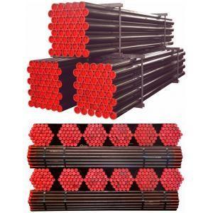 China BQ NQ HQ PQ Drill Round Steel Rod Diamond Core Drill Tools For Concrete Mining on sale