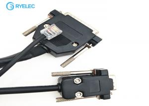China UL224 PVC Extension Modem Db25 Male To Db9 Male Cable With RJ12 6p6c Connector on sale