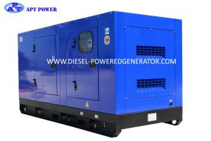 China 31kVA 25kW Anhui Quanchai Soundproof Diesel Generator Set for Power Plant on sale