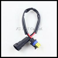China D1 D1S D1C Xenon HID socker adapter D1 wiring harness plug to HID headlight fog lamps kit on sale