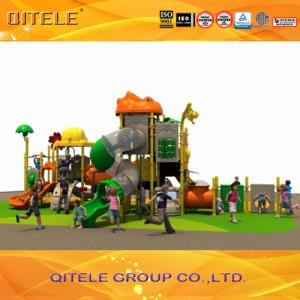 China Attractive outdoor play games playground equipment for amusement park,school on sale