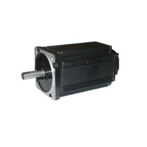 China Large Dia Brushless DC Electric Motor Star Connection Wind Type IP44 Enclosure on sale