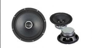China Sealed Back 6.5 Midrange Speakers 8 Ohm , 6.5 Mid Bass Speakers With High Temp Voice Coil on sale