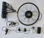 後部ハブ モーター電気バイクの転換のキットは自転車の部品 36V 350W にモーターを備えました
