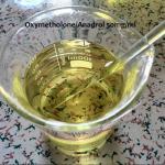 Muscle Building Oral Anabolic Hormone Oxymetholon CAS NO. 434-07-1