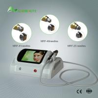 China 10% Discount: Skin face lifting RF Anti-Aging fractional rf microneedle Machine For Salon use on sale