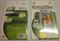 China BlackBerry Curve 8520 Mirror Screen Protector included one piece of soft cloth on sale