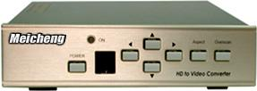 China PC/HDTV to Video Scan Converter  on sale