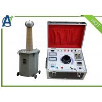 China JZ Series Portable 50kV to 500kV AC DC Type Oil Immersed Hipot Tes on sale