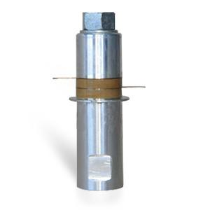 China High Efficiency Ultrasonic Transducers For Cleaning , Ultrasonic Welding Transducer on sale