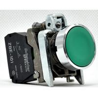 China Green Schneider Push Button / Miniature Waterproof Push Button On Off Switch on sale
