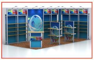 China Soporte de las exhibiciones de la cabina de la expo de las gafas de sol, durable y portátil del metal de exhibición del estante on sale