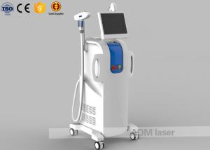 China 2 Handpiece Vertical IPL RF ND YAG Laser Hair Removal & Tattoo Removal on sale