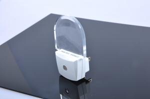 China Mini 0.5W Plug In Auto Sensor LED Night Light 82x56x80mm Energy Saving Design on sale