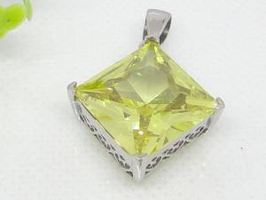 China semi precious stone pendant 1240028 on sale