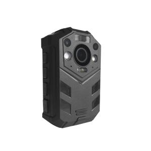 China Durable Hd Police Wearing Body Cameras For Security Max 128 GB Storage Capacity on sale
