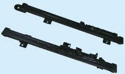 China 85mm rail height Copper Plated Boat Auto Seat Slide Rail for wagon car HY165 on sale