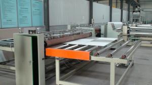 China Gypsum Board Paper/Film/Aluminum Foil Lamination Machine Made by Lvjoe Group on sale