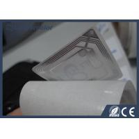 China 13.56 Mhz Custom Chip Smart Rfid Tags Iso 14443a Long Range Printing on sale