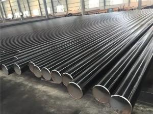 China ASTM A53 hot rolled carbon steel seamless steel pipe on sale