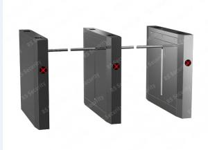 China Processing Precision Drop Arm Barrier, Personnel Channel Management Turnstiles on sale