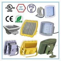 UL DLC SAA DLC EMC CE RoHS listed 100 Watt LED Explosion Proof gas station canopy light