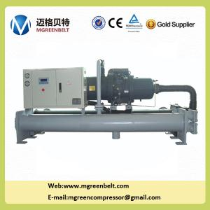 China Industrial Water Cooled Screw Chiller on sale